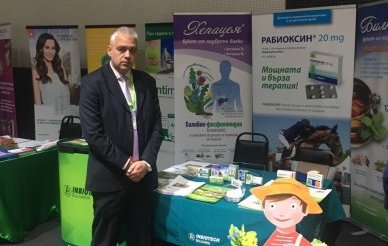 INBIOTECH presented medicinal products and nutraceutical products at the marketing conference for pharmacists