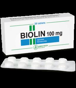BIOLIN® 100 mg
