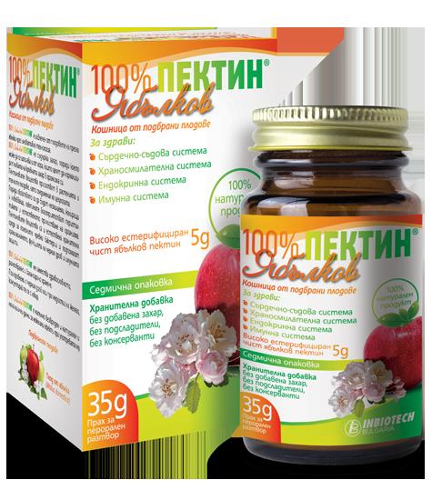100% Ябълков ПЕКТИН® 5 g
