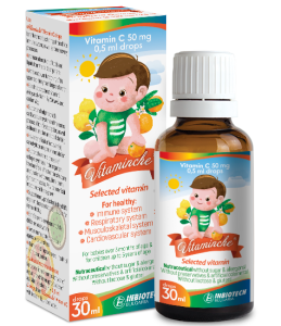 Vitaminche® Vitamin C 50 mg / 0.5 ml