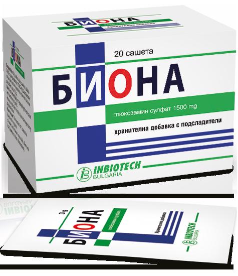 БИОНА® 1 500 mg
