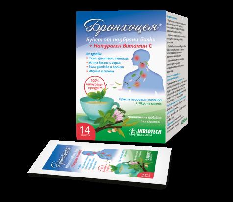 Бронхоцея® 1 843 mg