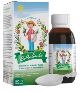 Bilkolinche® 313 mg