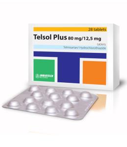 Telsol Plus® 80 mg / 12.5 mg