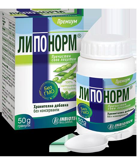 ЛИПОНОРМ® 2 g