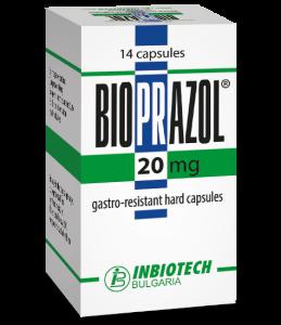 BIOPRAZOL® 20 mg
