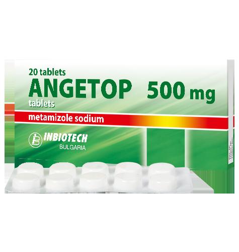 ANGETOP® 500 mg